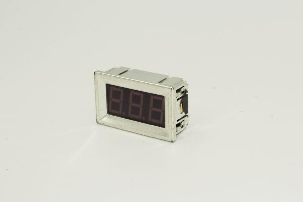 Voltmetru pentru masinuta electrica [1]