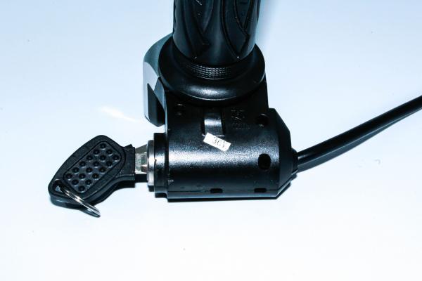 Accelerator + contact cu cheie HT386 pentru ATV electric 4