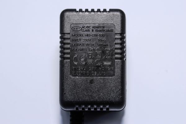 Incarcator 6V 500MAh pentru masinuta electrica 2