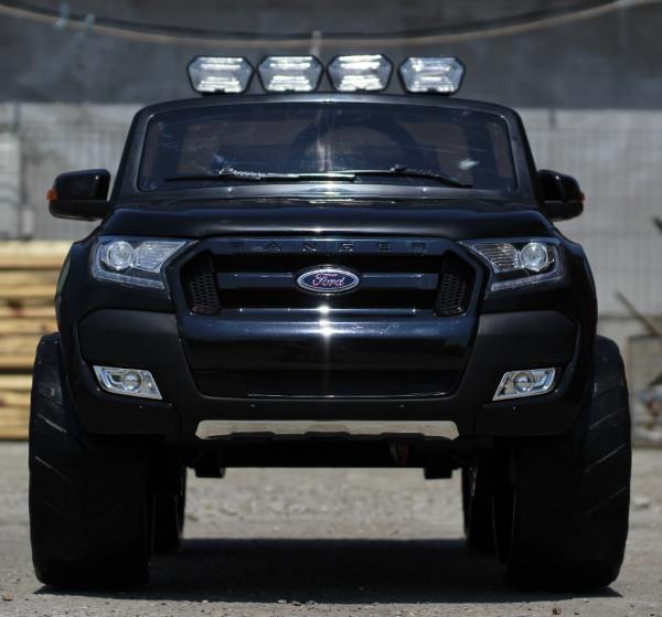 Masinuta electrica Ford Ranger 4x4 cu ROTI MOI 4x45W #Negru 1