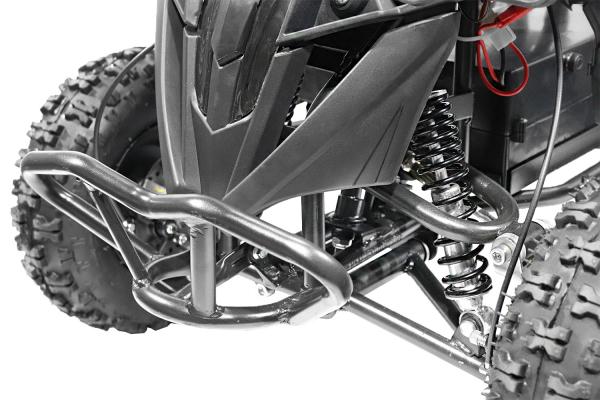 ATV Electric Eco Avenger 800W 36V cu 3 Trepte de Viteza #Negru 5