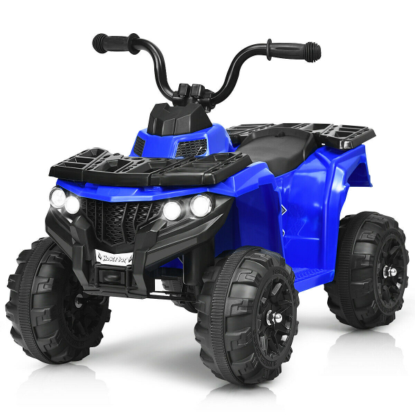 Mini ATV electric Panda BB3201 25W STANDARD #Albastru 0