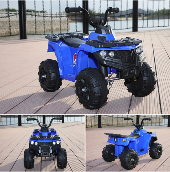 Mini ATV electric Panda BB3201 25W STANDARD #Albastru 2