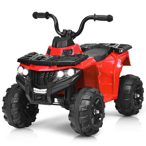 Mini ATV electric Panda BB3201 25W STANDARD #Rosu 0