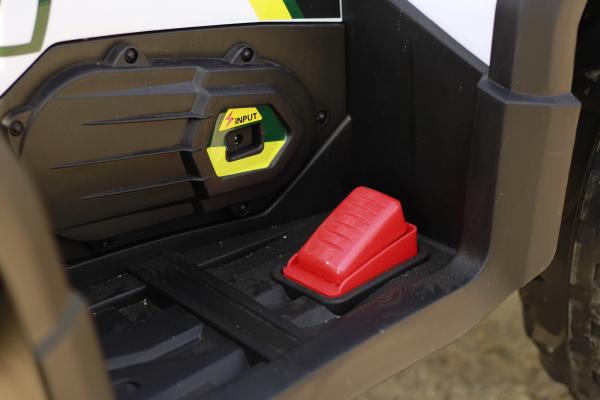 Mini ATV electric DESERT 900 2X45W 12V STANDARD #Alb 9