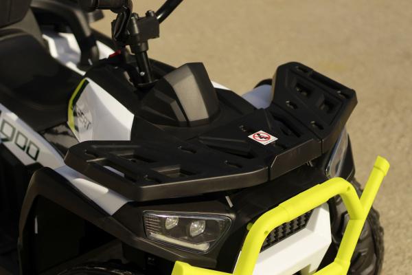 Mini ATV electric DESERT 900 2X45W 12V STANDARD #Alb 5