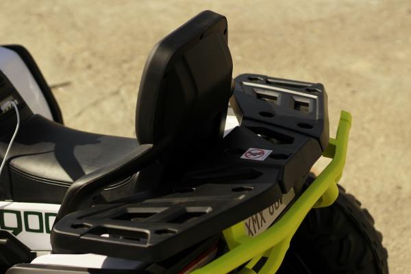 Mini ATV electric DESERT 900 2X45W 12V STANDARD #Alb 6