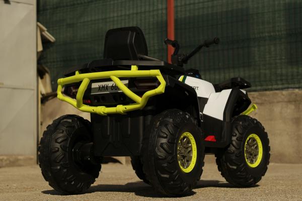Mini ATV electric DESERT 900 2X45W 12V STANDARD #Alb 11