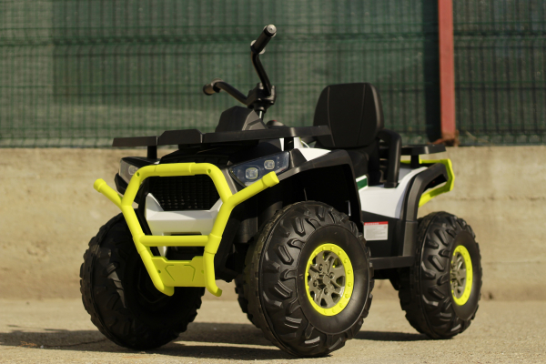 Mini ATV electric DESERT 900 2X45W 12V STANDARD #Alb 2