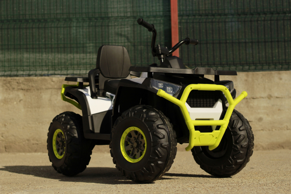 Mini ATV electric DESERT 900 2X45W 12V STANDARD #Alb 4