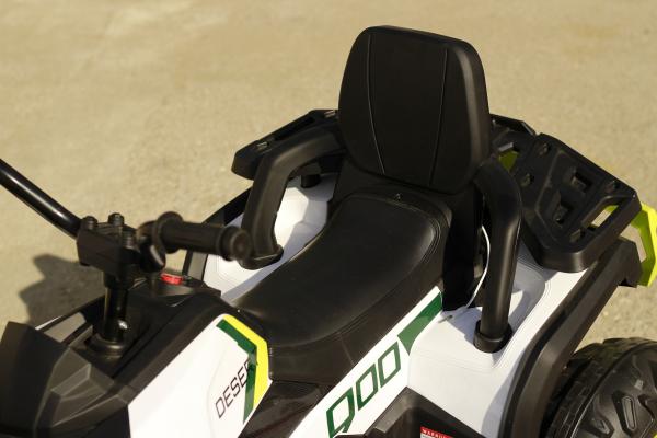 Mini ATV electric DESERT 900 2X45W 12V STANDARD #Alb 10