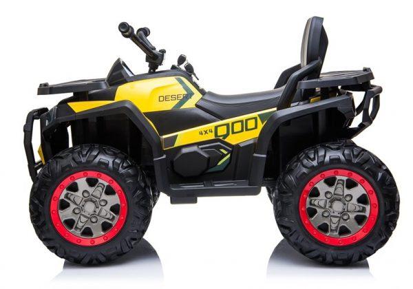 Mini ATV electric DESERT 900 2X45W 12V STANDARD #Galben [2]