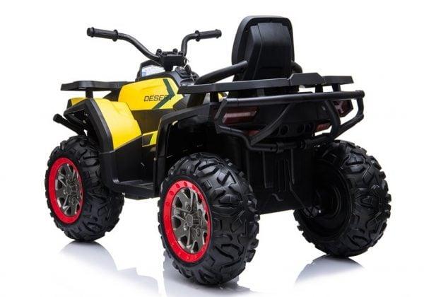 Mini ATV electric DESERT 900 2X45W 12V STANDARD #Galben [3]