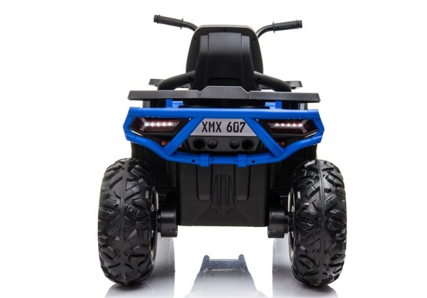 Mini ATV electric DESERT 900 2X45W 12V STANDARD #Albastru 7