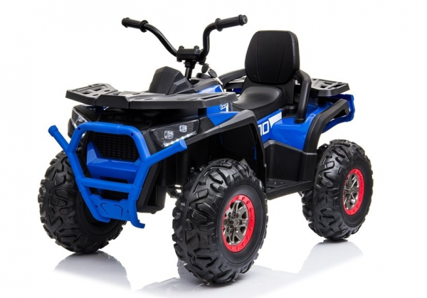 Mini ATV electric DESERT 900 2X45W 12V STANDARD #Albastru 3