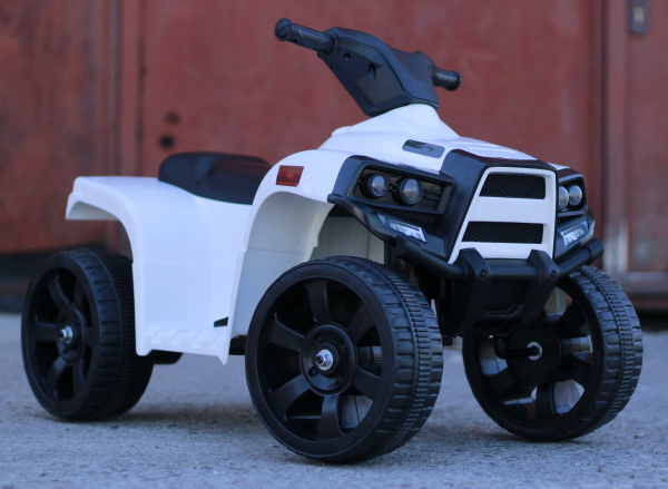 Mini ATV electric PANDA 25W STANDARD #Alb 1