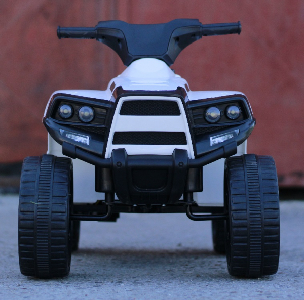 Mini ATV electric PANDA 25W STANDARD #Alb 3
