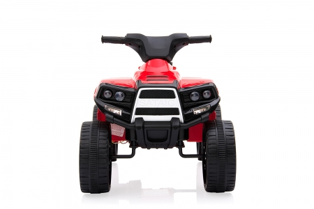 Mini ATV electric PANDA 25W STANDARD #Rosu 0