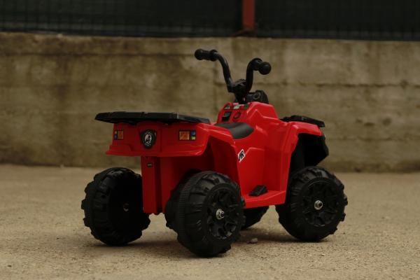 Mini ATV electric Panda BB3201 25W STANDARD #Rosu 9