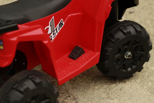 Mini ATV electric Panda BB3201 25W STANDARD #Rosu 5