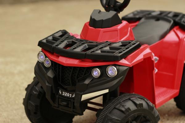 Mini ATV electric Panda BB3201 25W STANDARD #Rosu 8