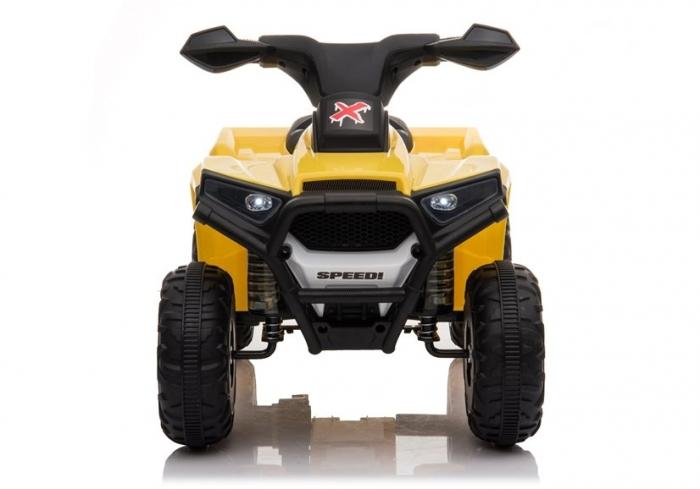 Mini ATV electric pentru copii BJ116 35W STANDARD #Galben [3]