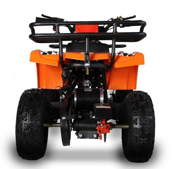 ATV electric pentru copii KXD Torino M5 800W 36V #Portocaliu 6