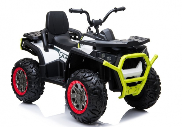 Mini ATV electric DESERT 900 2X45W 12V STANDARD #Alb 0