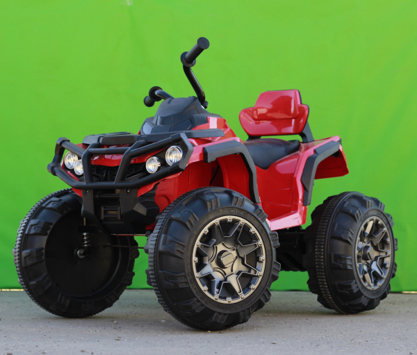 Mini ATV electric Quad Offroad STANDARD #Rosu 2