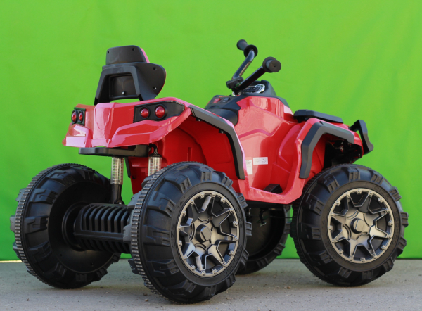 Mini ATV electric Quad Offroad STANDARD #Rosu 6