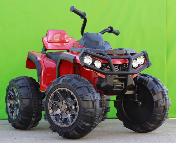 Mini ATV electric Quad Offroad STANDARD #Rosu 1