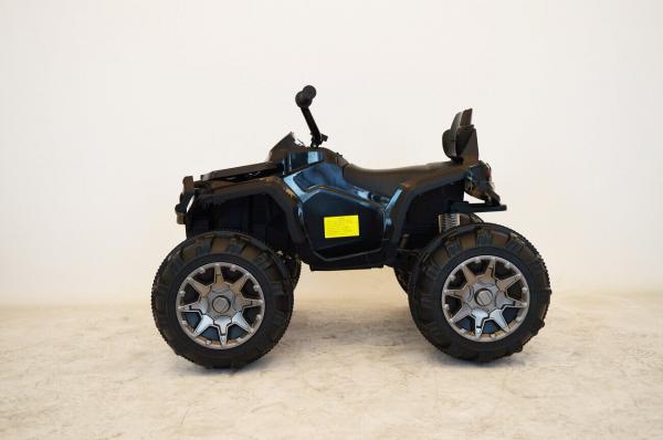 Mini ATV electric Quad Offroad cu Telecomanda STANDARD #Negru 2