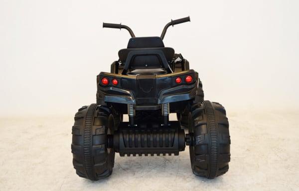 Mini ATV electric Quad Offroad cu Telecomanda STANDARD #Negru 4