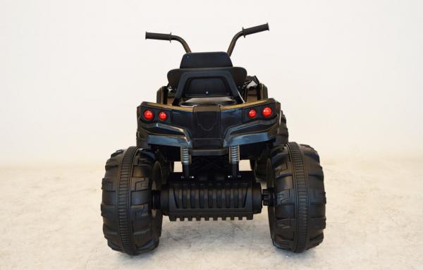 Atv electric pentru copii 2-6 ani, quad off road, negru 4