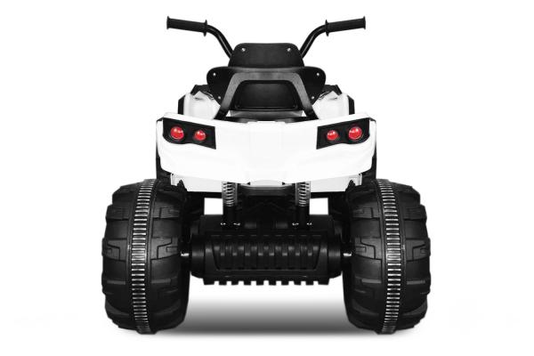 Mini ATV electric Quad Offroad cu Telecomanda STANDARD #Alb 1
