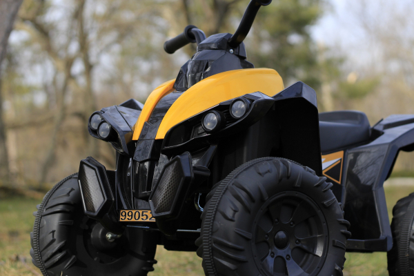 Mini ATV electric Tiger 30W STANDARD #Galben 5