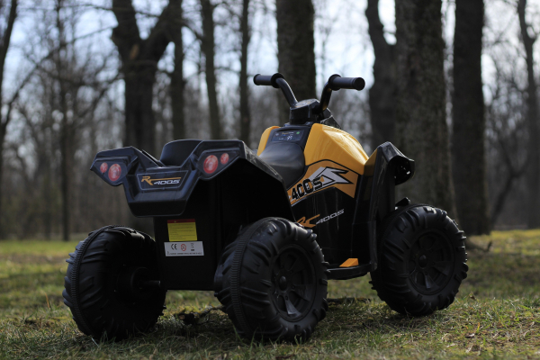Mini ATV electric Tiger 30W STANDARD #Galben 3