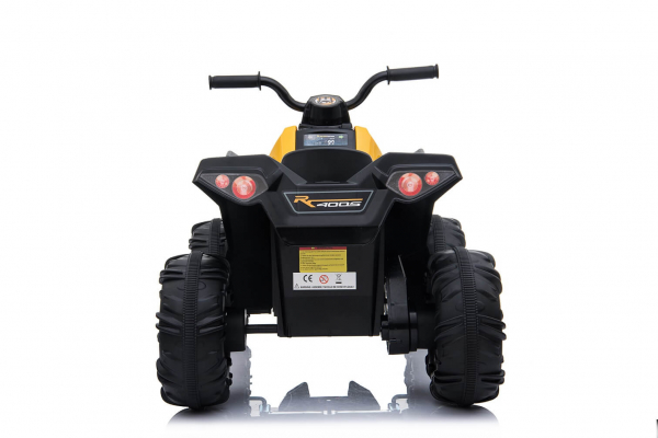 Mini ATV electric Tiger 30W STANDARD #Galben 1