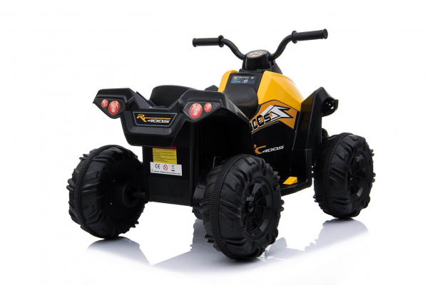 Mini ATV electric Tiger 30W STANDARD #Galben 2