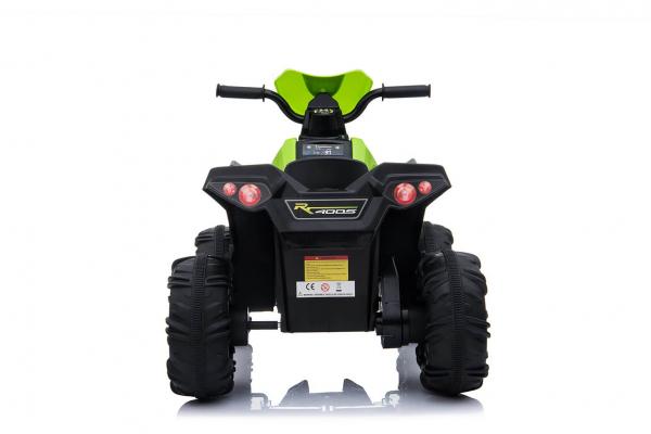 Mini ATV electric Tiger 30W STANDARD #Verde 2