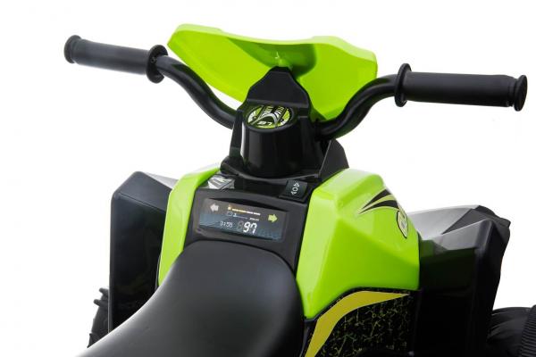 Mini ATV electric Tiger 30W STANDARD #Verde 8