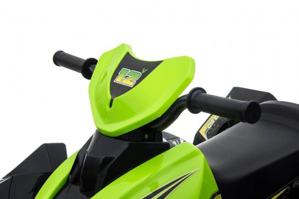 Mini ATV electric Tiger 30W STANDARD #Verde 5