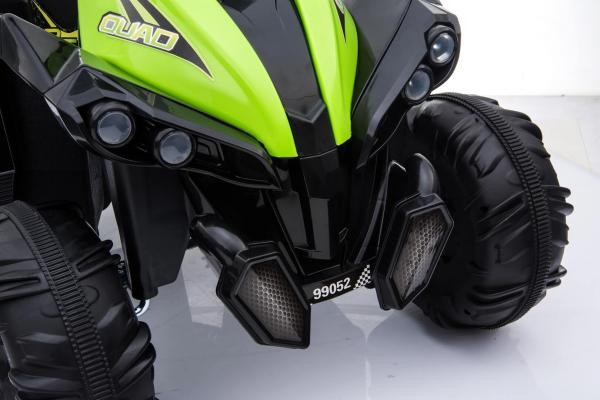 Mini ATV electric Tiger 30W STANDARD #Verde 3