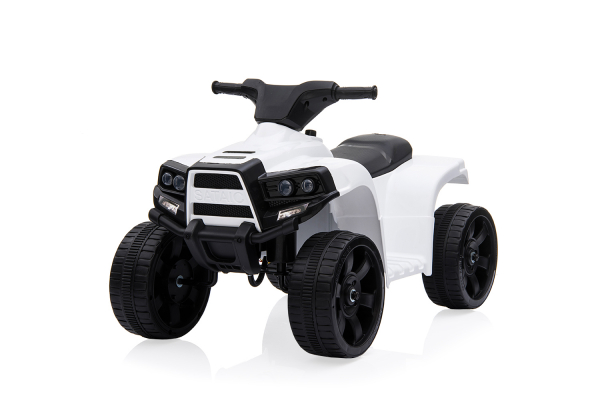 Mini ATV electric PANDA 25W STANDARD #Alb 0