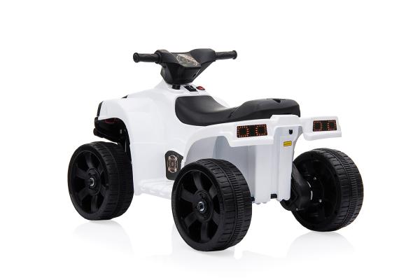 Mini ATV electric PANDA 25W STANDARD #Alb 1