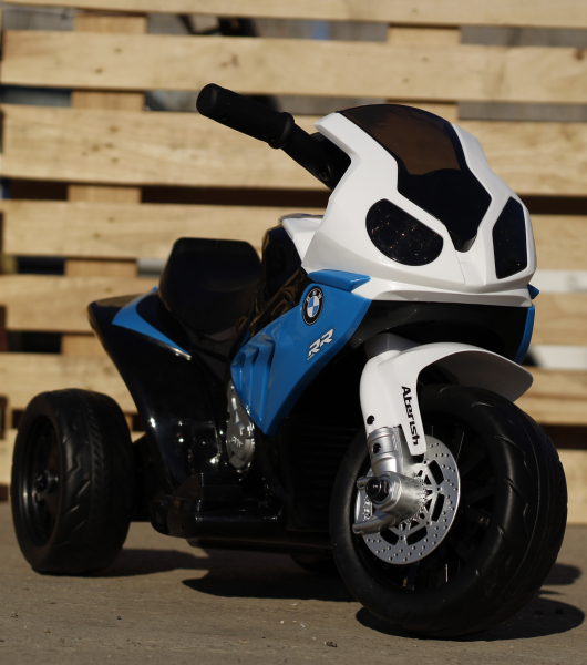 Mini Motocicleta electrica BMW S1000RR STANDARD #Albastru 2