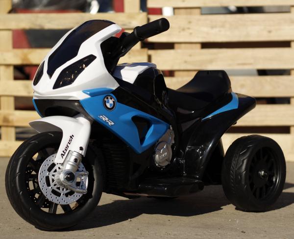 Mini Motocicleta electrica BMW S1000RR STANDARD #Albastru 3