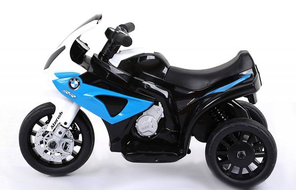 Mini Motocicleta electrica BMW S1000RR STANDARD #Albastru 7