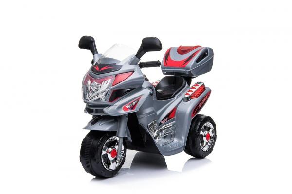Mini Motocicleta electrica cu 3 roti 183099 STANDARD #Argintiu 0