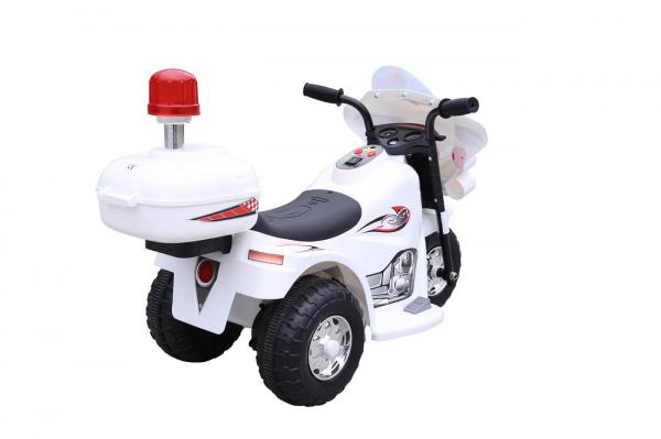 Mini Motocicleta electrica cu 3 roti LQ998 STANDARD #Alb 6